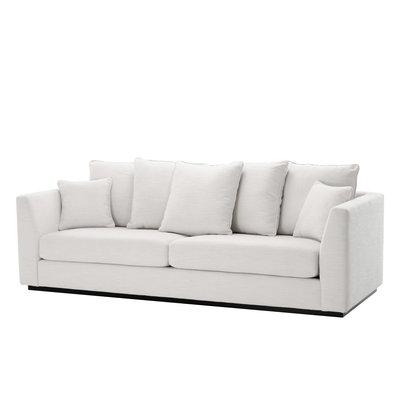 Eichholtz Sofa Taylor Avalon white 255CM