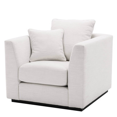 Eichholtz Chair Tatlor Avalon white