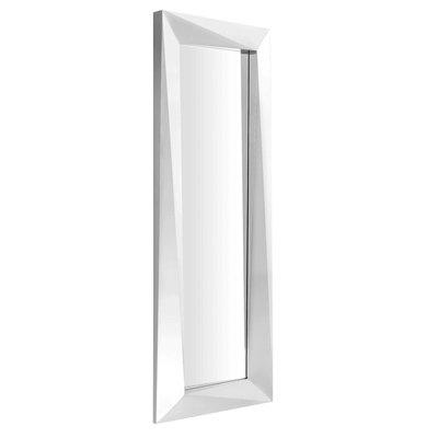 Eichholtz Spiegel  Rivoli langwerpig 80x220CM Zilverkleur