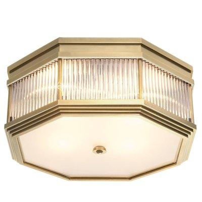 Eichholtz Plafondlamp - Ceiling Lamp Bagatelle Antique brass