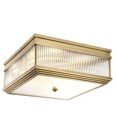 Eichholtz Plafondlamp Marly Antique brass