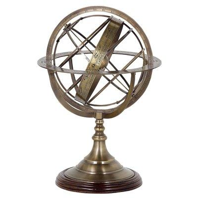 Eichholtz Decoratie Globe L Antiek koper H.52CM