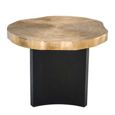 Eichholtz Side Table Thousand Oaks Brass finish
