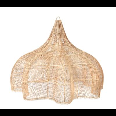 Bazar Bizar Hanglamp Rotan Whipped XL