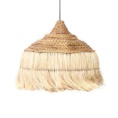 Bazar Bizar Abaca Hoola Hanglamp Natural