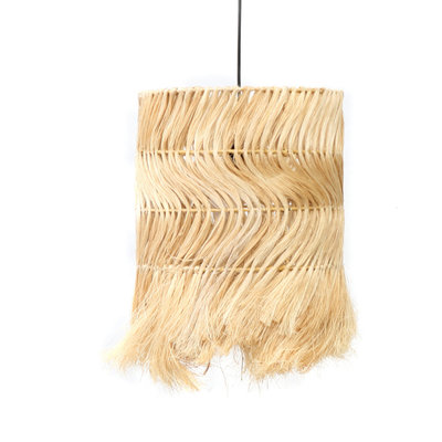 Bazar Bizar Abaca Kinky Pendant Lamp
