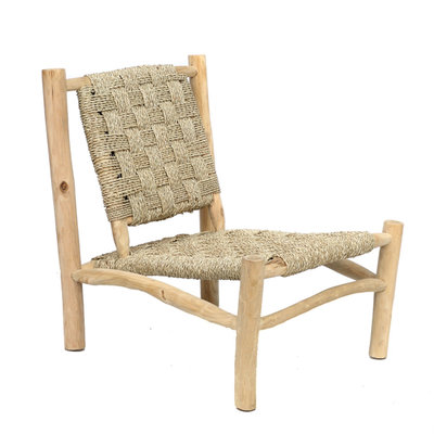 Bazar Bizar Seagrass One Seater