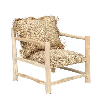 Raffia One Seater