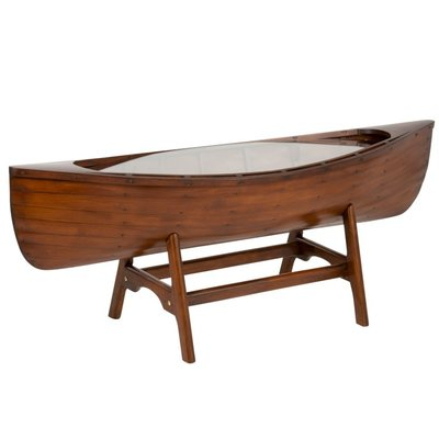 Salontafel Canoe Boat