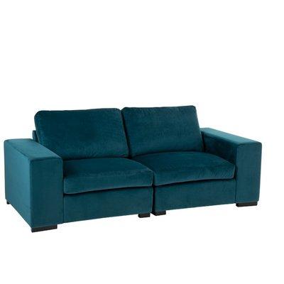 Bank Myles Groen-Blauw