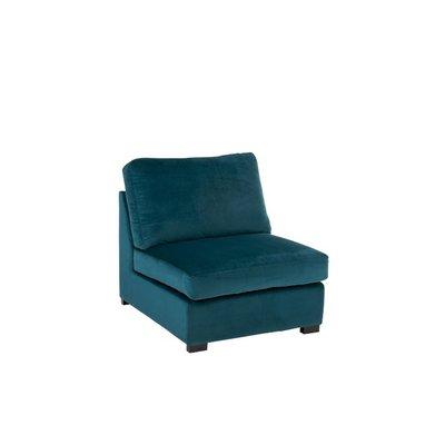 Bank Myles Groen-Blauw Midden