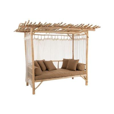J-Line Lounge Bed Endora