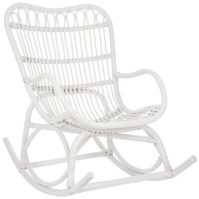 Rocking Chair Carine Wit