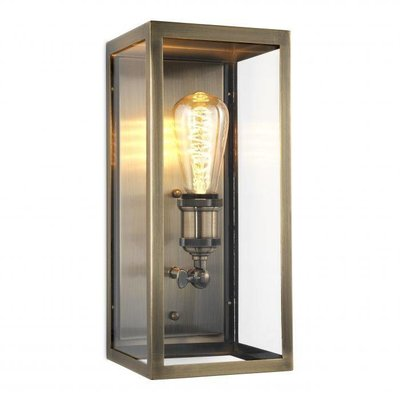 Eichholtz Wandlamp Irving Antiek Brons