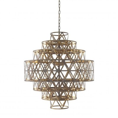 Eichholtz Chandelier Clinton Antique Brass