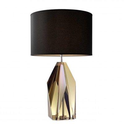 Eichholtz Tafellamp Setai Amber Kristal
