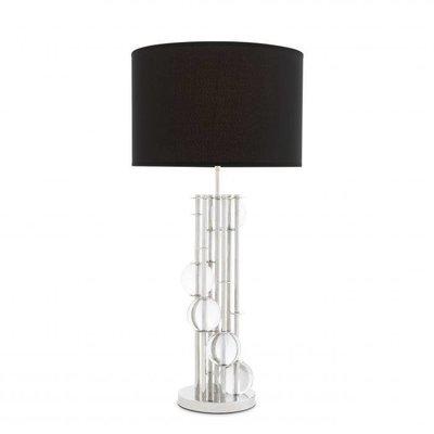 Eichholtz Tafellamp Lorenzo Nikkel