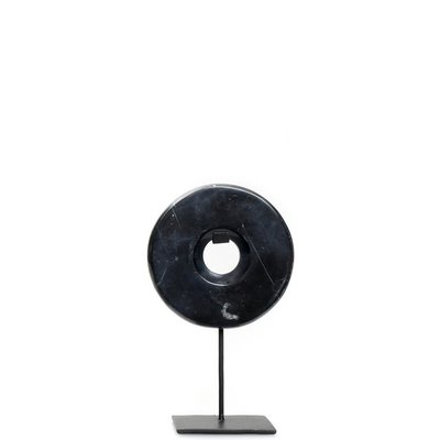 Bazar Bizar Marmeren Schijf S Zwart
