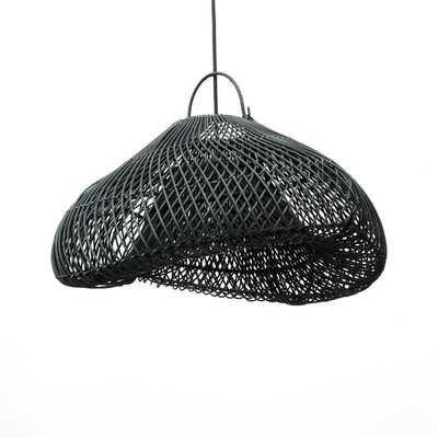Bazar Bizar Wolk Hanglamp M Zwart