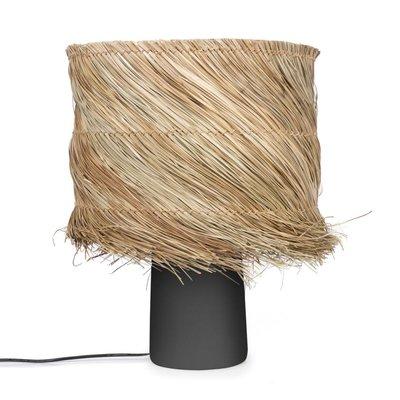 Bazar Bizar Pandan Tafellamp Zwart