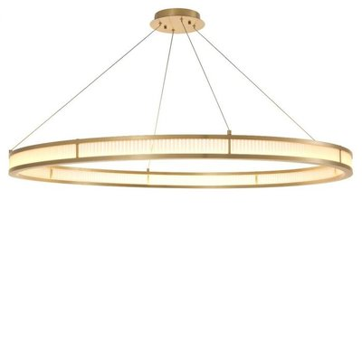Eichholtz Chandelier Damien XL Messing
