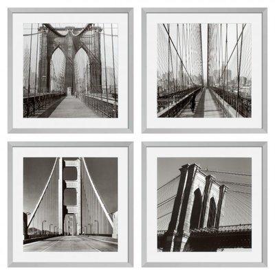 Eichholtz Prints New York Bruggen