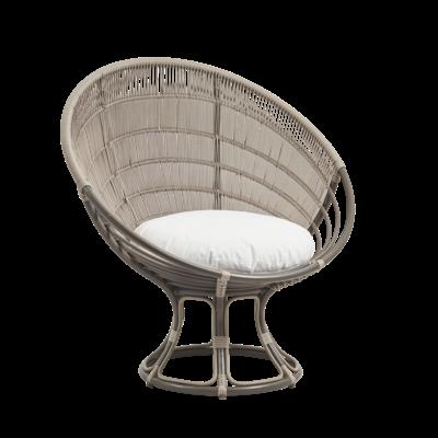 Sika Design Franco Albini Luna Loungestoel M