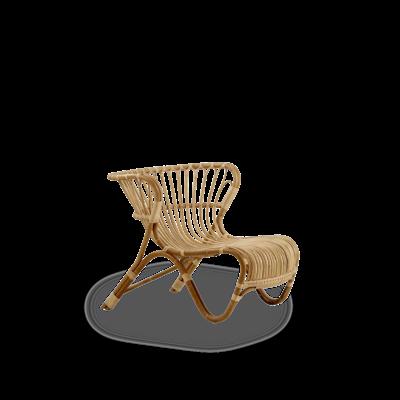 Sika Design Lounge Stoel Viggo Boesen Fox  N