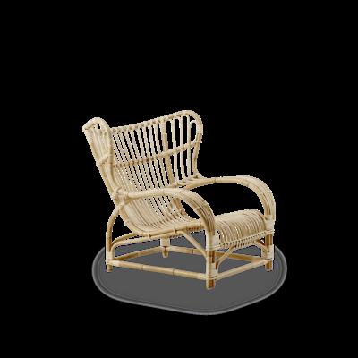 Sika Design Lounge Stoel Viggo Boesen Teddy  N