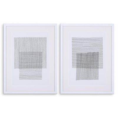Eichholtz Prints  Pencil Drawings