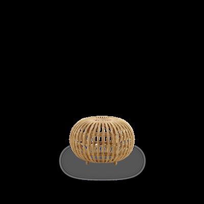 Sika Design Franco Albini Ottoman L