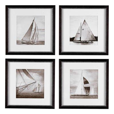 Eichholtz Prints Boot Michael Kahn set of 4