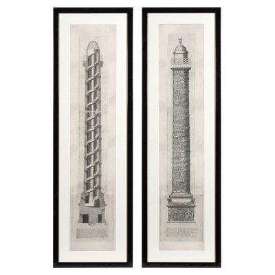 Eichholtz Prints  Columna set of 2