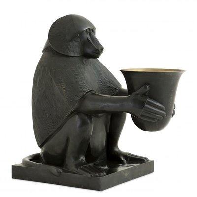 Eichholtz Art Deco Monkey with light