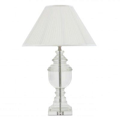 Eichholtz Tafellamp Noble Kristal incl Witte Kap