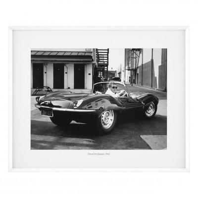 Eichholtz Print  Steve McQueen, 1963