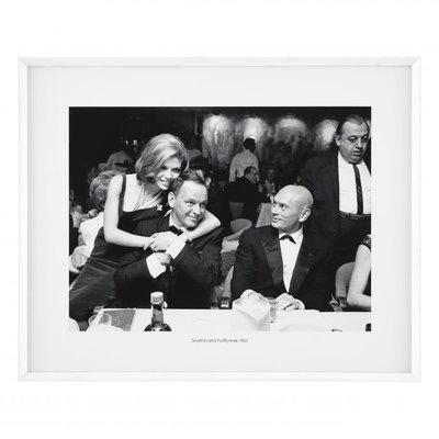 Eichholtz Print Sinatra's and Yul Brynner