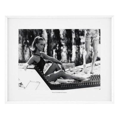 Eichholtz Print Romy Schneider at the Pool