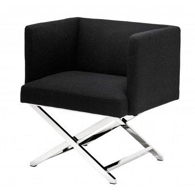 Eichholtz Stoel Chair Dawson Panama Black