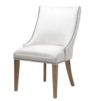 Eichholtz Stoel dinning Chair Bermuda ivoor-wit