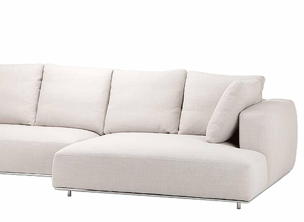 Witte Hoekbank Leer.Eichholtz Online Sofa Colorado Lounge Creme Wit Donkergrijs Grijs