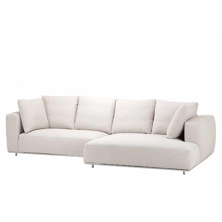 Kleine Zwarte Hoekbank.Eichholtz Online Sofa Colorado Lounge Creme Wit Donkergrijs