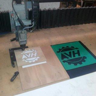 AVH Machinebouw Sorteerplaat 75x80 cm