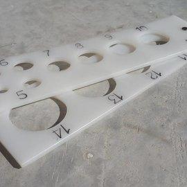 AVH Machinebouw Bollenmaten multiple ziftmaten