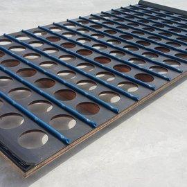 AVH Machinebouw Sorteerplaat 60X160cm