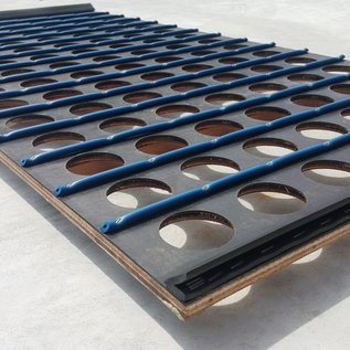 AVH Machinebouw Sorteerplaat 60x100 cm