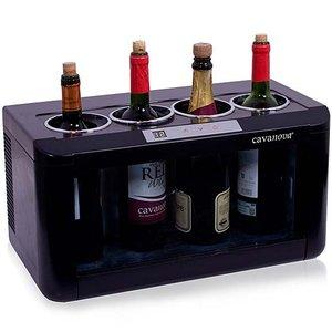 CAVANOVA Bottle cooler for 4 bottles