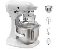 KitchenAid Mixer K5 wit