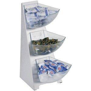 M&T Buffet multi rack 3 x 1 liter