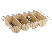 M&T Cutlery rack GN 1/1